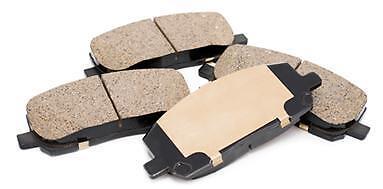 Brake Pad Set Blue Print ADM54276 Fits Front