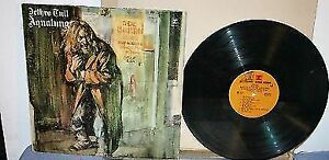 Jethro Tull-Aqualung LP/Vinyl-Please read + bonus lps