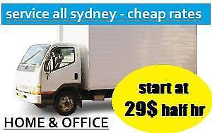 BUDGET MOVES - HOME RELOCATIONS - SYDNEY WIDE