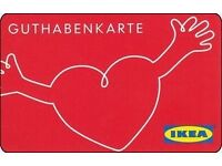 £2000 Ikea Gift card / Refund Card for sale - Happy with £1750 ONO