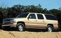 2000 Chevy Suburban Transmission Automatic 4 Speed + MORE PARTS