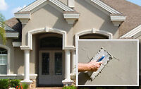 LMN Exteriors Fast and Professional Stucco and Parging Services