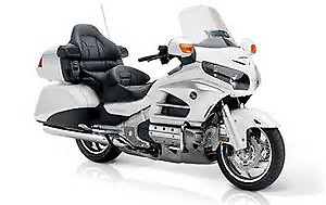 2014 Goldwing 1800