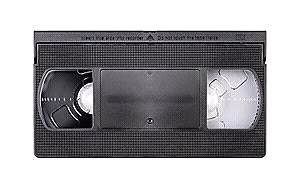 WANTED: Old used recordable VHS tapes (preferably recorded TV)