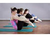 Pilates - Monday Evenings Fife