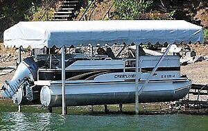 Looking for a pontoon boat lift