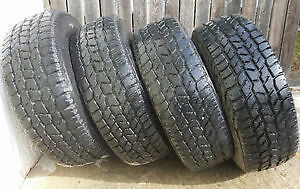 4 Cooper Snow tires on Steel Rims ***$650 OBO!*** London Ontario image 1