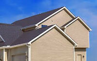 SIDING DONE RIGHT. PRICED RIGHT