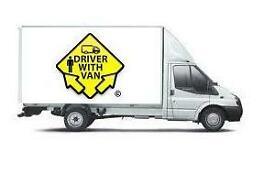 Man with Luton Van Hire House Flat Office Removal Bike & Piano Moving Rubbish Waste Junk Clearance