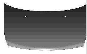 Brand new in box Bonnet for Citroen C3 2003-2006