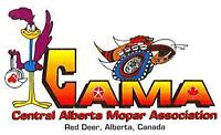 Central Alberta Mopar Association