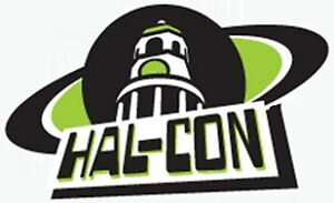 HAL CON 2016 weekend pass