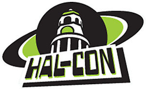 2 x Hal-Con 2018 Weekend Passes for Sale