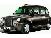 Nightshift east end hackney taxi driver