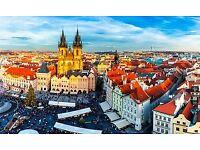 Luxury Prague City Break from £99 pp