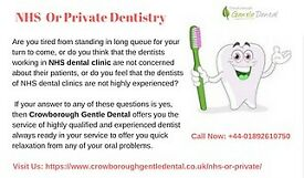 Dentist Crowborough: Experienced Dentists Always Ready In Your Service