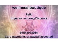 Reiki therapy - healing, wellness, relaxation, stress,for mind, body & soul