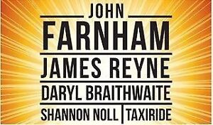 John Farnham Ticket - Mornington Brighton Bayside Area Preview