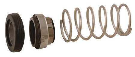 FLINT & WALLING 131100 Mechanical Seal,Buna N,Dia. 5/8 In.
