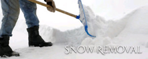 Snow removal -- Average Joe's Roofing