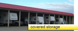 COVERED STORAGE | UNCOVERED STORAGE