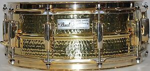 PEARL Jimmy Degrasso Signature Snare Drum