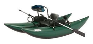 Outcast Fishcat 10-IR  Fishing Pontoon with extra accessories