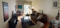 Clean and spacious and  appartment NDG