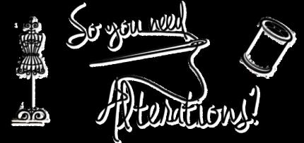 Frumpy to Fabulous Alterations -