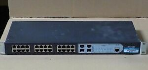 3com 24-port Gigabit rack-mount switches