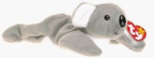 Mel the Koala Ty Beanie Baby stuffed animal