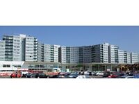 2 bedroom Blenheim Center Flat, 8th Floor Hounslow TW3. Available from 06 Sep 2021
