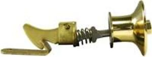 Push-Button-Cabinet-Latch-with-Round-Knob-Brass-B-1456