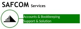 Bookkeeping, payroll, VAT and tax returns support in stoke on trent