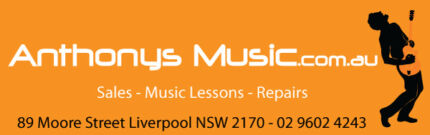 Anthonys Music School - *****4243 Warwick Farm Liverpool Area Preview