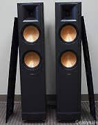 klipsch reference IV-RF82 speakers plus yamaha receiver