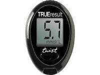 TRUEresult Twist Blood Glucose Meter With Strips