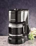 A PROCTOR SILEX EASY MORNING COFFEE MAKER WITH (2) TWO CARAFES.