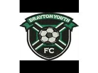 Drayton youth football club *Football players needed*