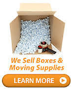 Moving Supplies, Boxes, Moving Services