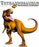 Toyrannosaurus