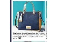 Tabitha Webb hand bag rrp £80