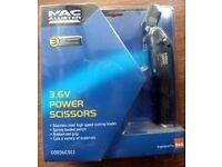 Rechargeable Power Scissors