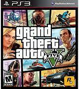 GTA 5 and Call of Duty: Ghosts