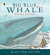 Big Blue Whale von Nicola Davies (2015, Taschenbuch)