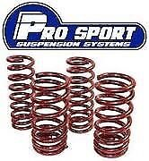 Prosport Audi A3 Mk2 8P 1.6 petrol Hatch FWD 40mm Lowering Springs