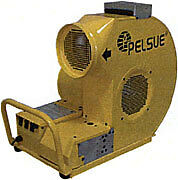 Pelsue Dual Blower Construction Heater