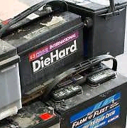 Wanted: Free Battery Collection