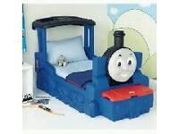 Thomas the tank engine bed
