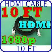 $17 - NEW 10ft (3 metres) HDMI - ALL Purposes